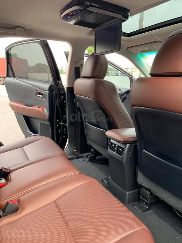 Bán xe Lexus RX 350 2009, màu đen, nhập khẩu nguyên chiếc (3)