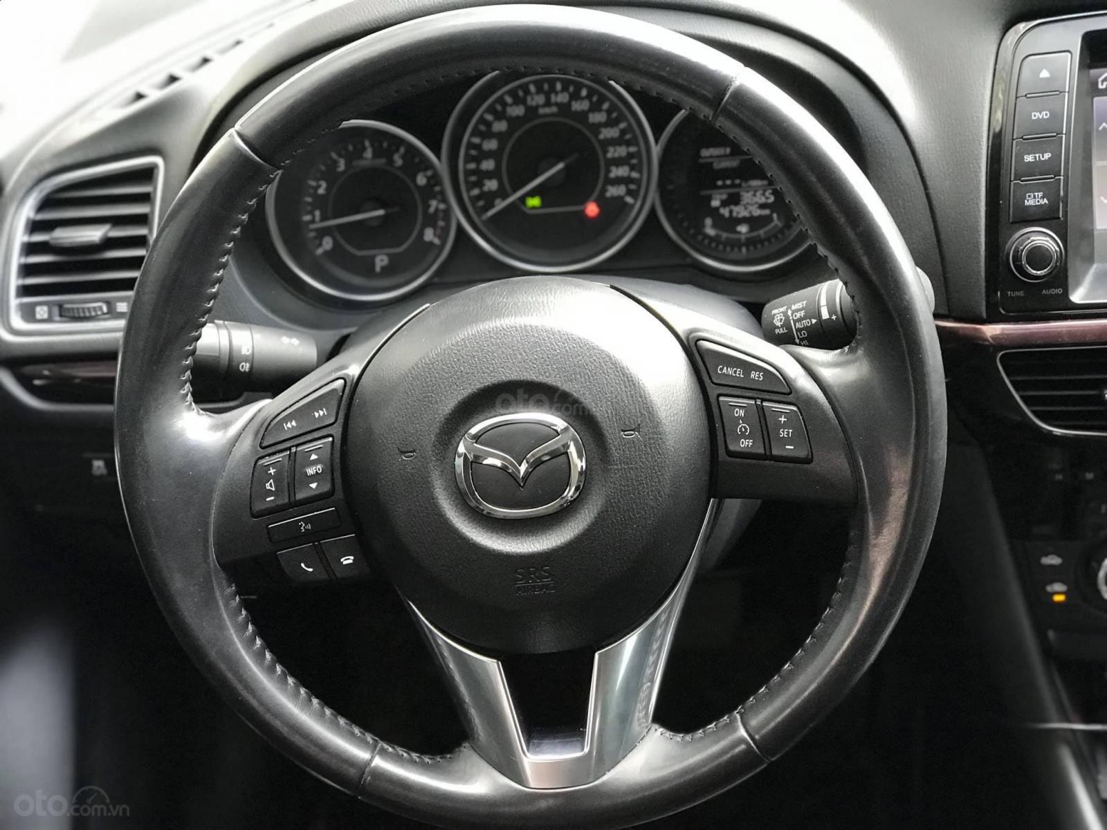 Cần bán Mazda 6 2.0 sản xuất 2016, màu trắng (7)