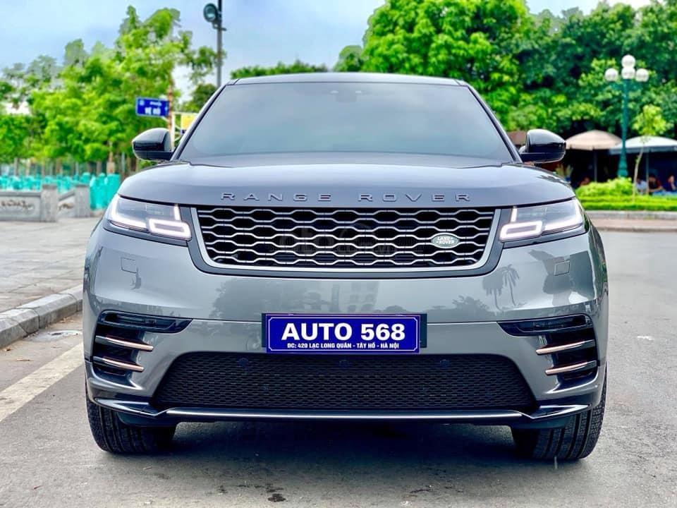 Bán LandRover Range Rover Velar R-Dynamic năm sản xuất 2018, màu xám (ghi), nhập khẩu (1)