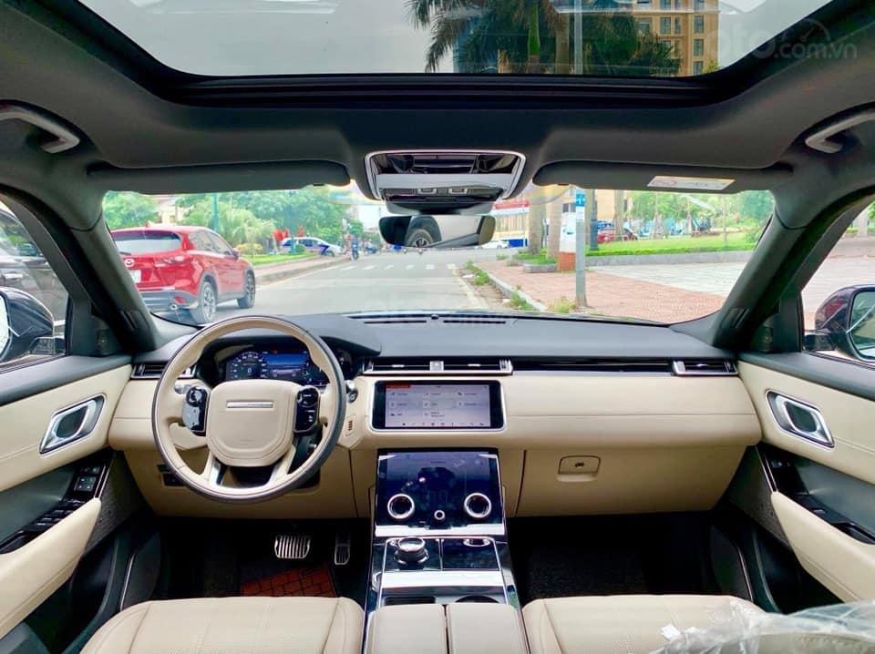 Bán LandRover Range Rover Velar R-Dynamic năm sản xuất 2018, màu xám (ghi), nhập khẩu (5)