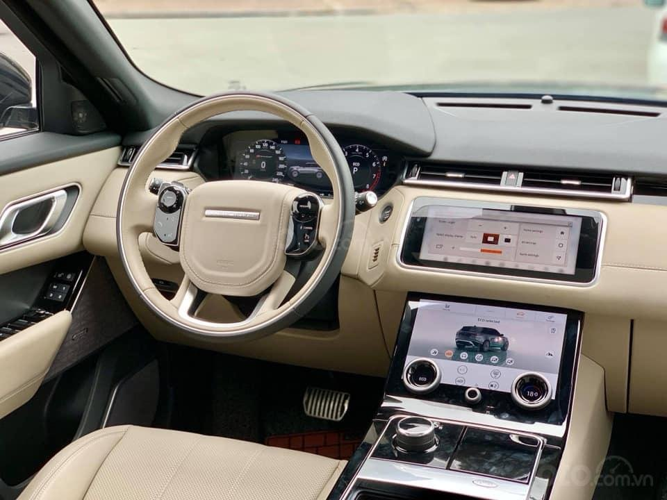 Bán LandRover Range Rover Velar R-Dynamic năm sản xuất 2018, màu xám (ghi), nhập khẩu (16)