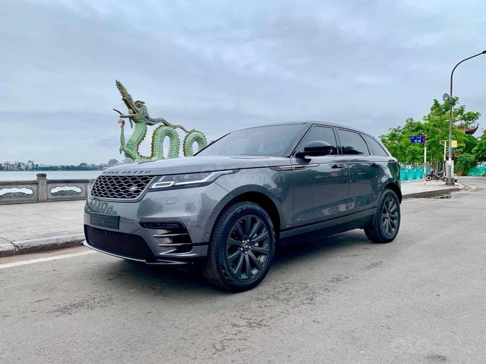 Bán LandRover Range Rover Velar R-Dynamic năm sản xuất 2018, màu xám (ghi), nhập khẩu (6)