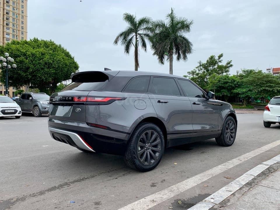 Bán LandRover Range Rover Velar R-Dynamic năm sản xuất 2018, màu xám (ghi), nhập khẩu (10)