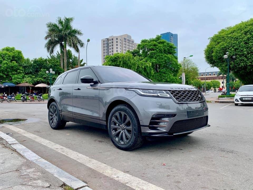 Bán LandRover Range Rover Velar R-Dynamic năm sản xuất 2018, màu xám (ghi), nhập khẩu (19)