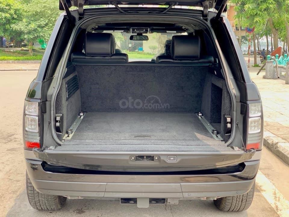 Bán LandRover Range Rover Autobiography LWB 5.0 sản xuất năm 2014, màu đen, nhập khẩu nguyên chiếc (5)