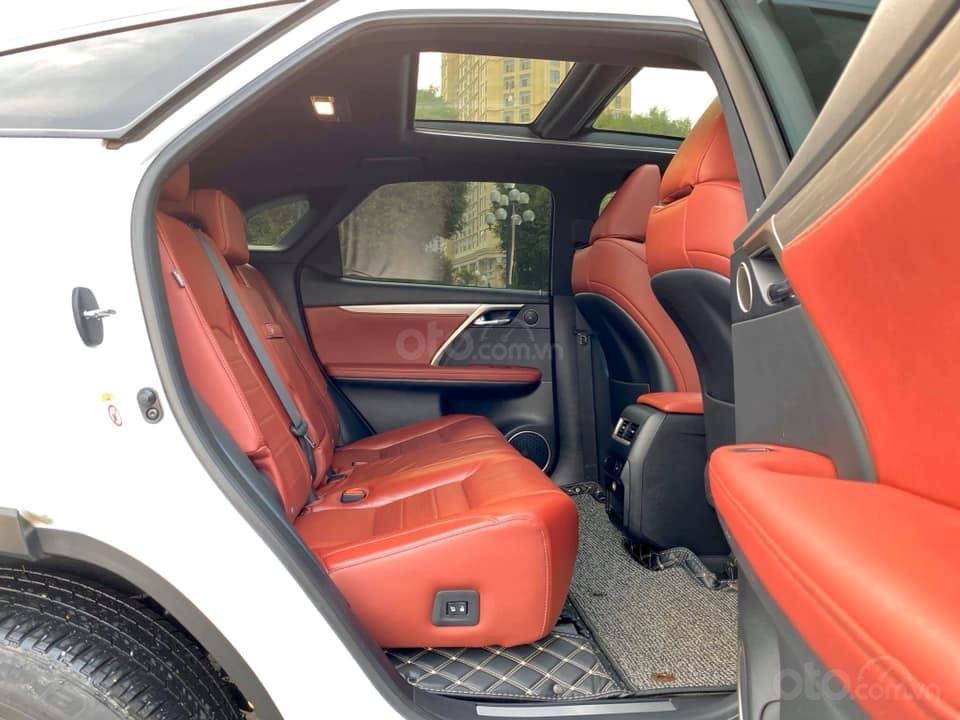 Bán ô tô Lexus RX 350 F - Sport năm 2016, màu trắng, nhập khẩu nguyên chiếc (3)