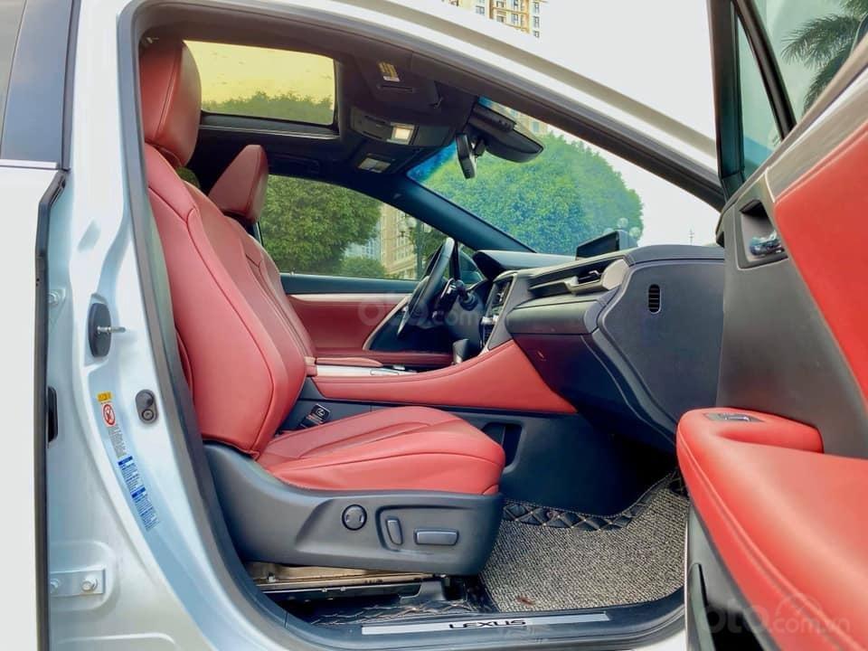 Bán ô tô Lexus RX 350 F - Sport năm 2016, màu trắng, nhập khẩu nguyên chiếc (10)
