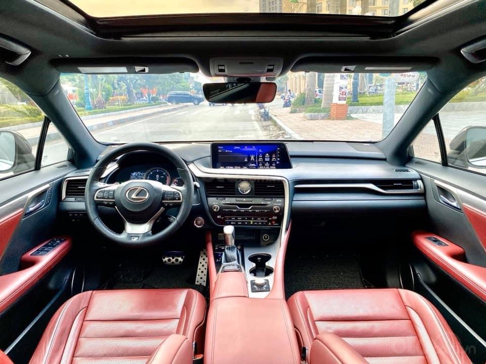 Bán ô tô Lexus RX 350 F - Sport năm 2016, màu trắng, nhập khẩu nguyên chiếc (14)