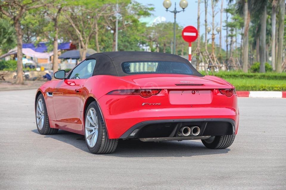 Cần bán xe Jaguar F Type Convertible sản xuất năm 2018, màu đỏ, nhập khẩu (14)