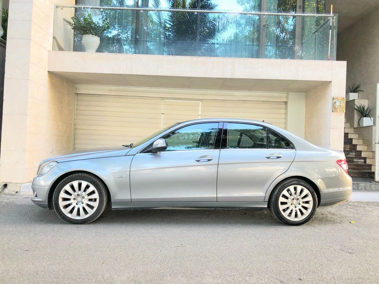 Bán xe Mercedes-Benz C class đăng ký lần đầu 2008, mới 95% giá tốt 415 triệu đồng (2)