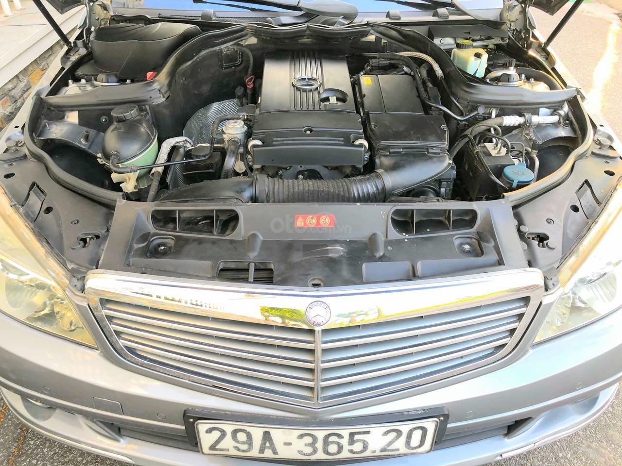 Bán xe Mercedes-Benz C class đăng ký lần đầu 2008, mới 95% giá tốt 415 triệu đồng (3)