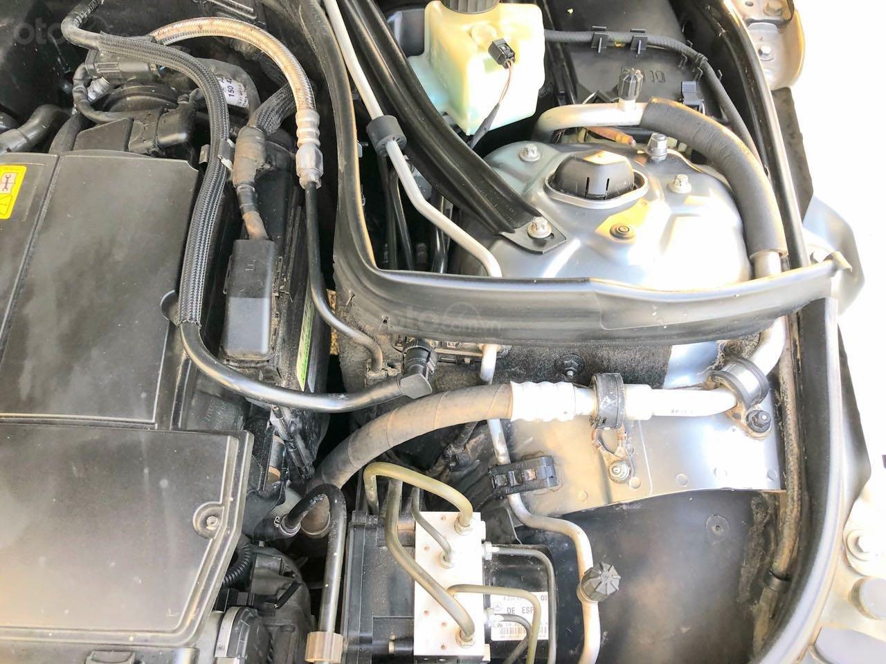 Bán xe Mercedes-Benz C class đăng ký lần đầu 2008, mới 95% giá tốt 415 triệu đồng (7)
