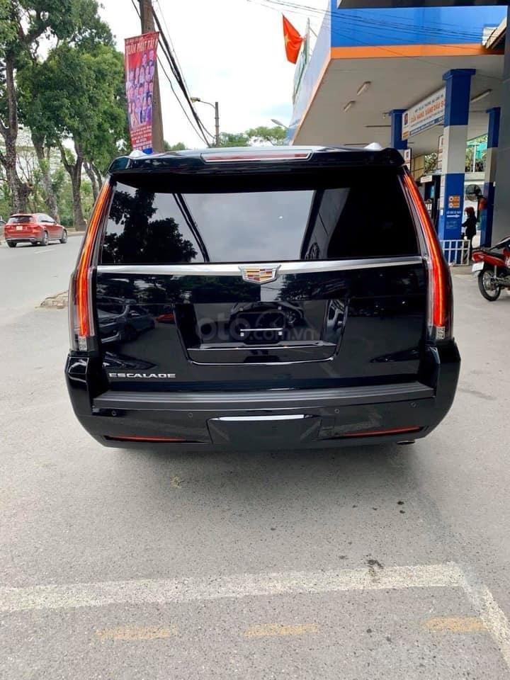 Bán xe Cadillac Escalade ESV Platinum đời 2019, màu đen, xe nhập (4)