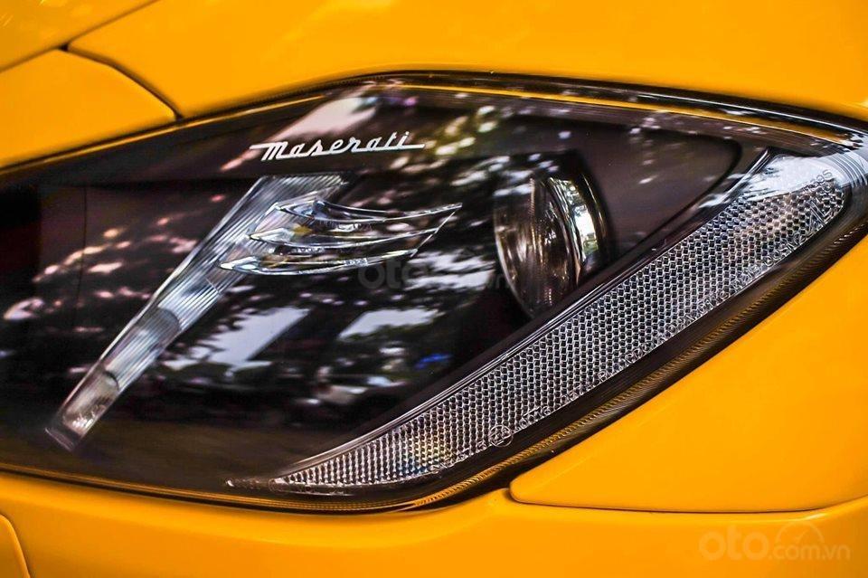 Bán ô tô Maserati Granturismo MC stradale sản xuất 2017, màu vàng, nhập khẩu (2)