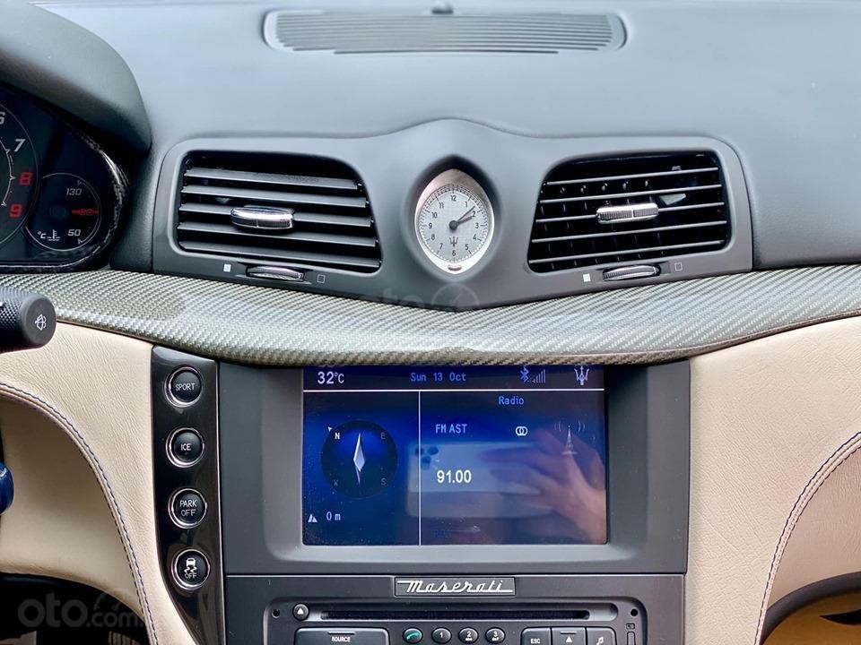 Bán ô tô Maserati Granturismo MC stradale sản xuất 2017, màu vàng, nhập khẩu (5)