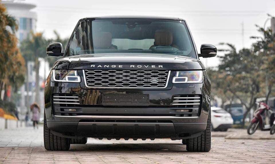 Cần bán xe LandRover Range Rover Autobiography LWB 5.0 đời 2018, màu đen, nhập khẩu (1)