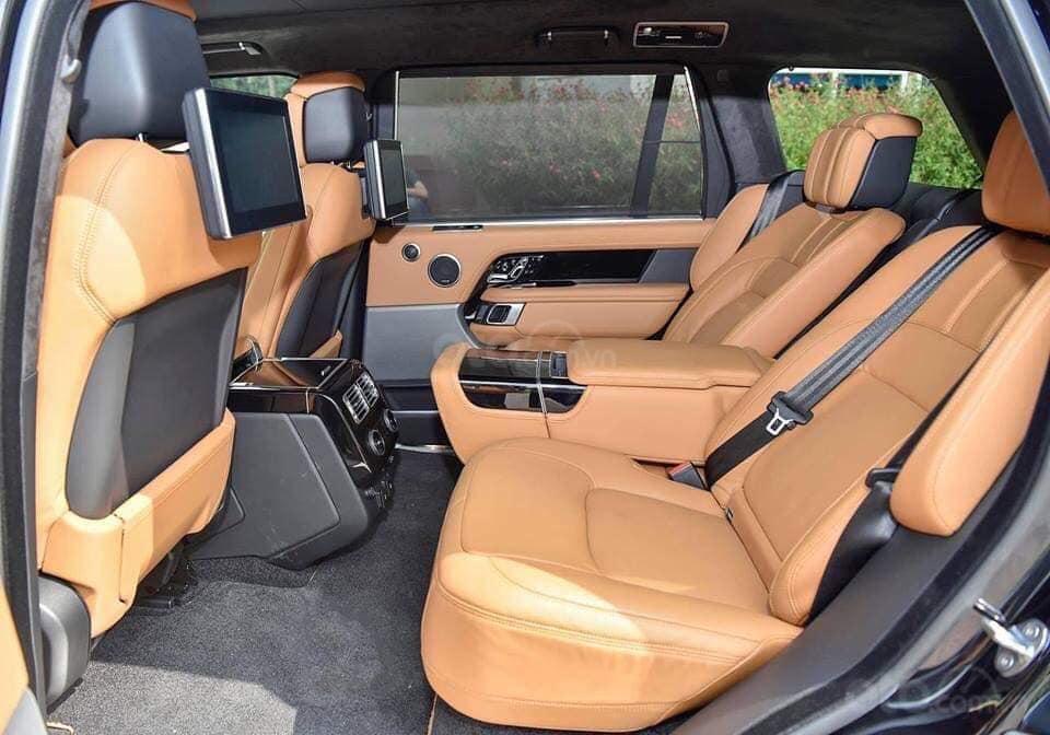 Cần bán xe LandRover Range Rover Autobiography LWB 5.0 đời 2018, màu đen, nhập khẩu (2)