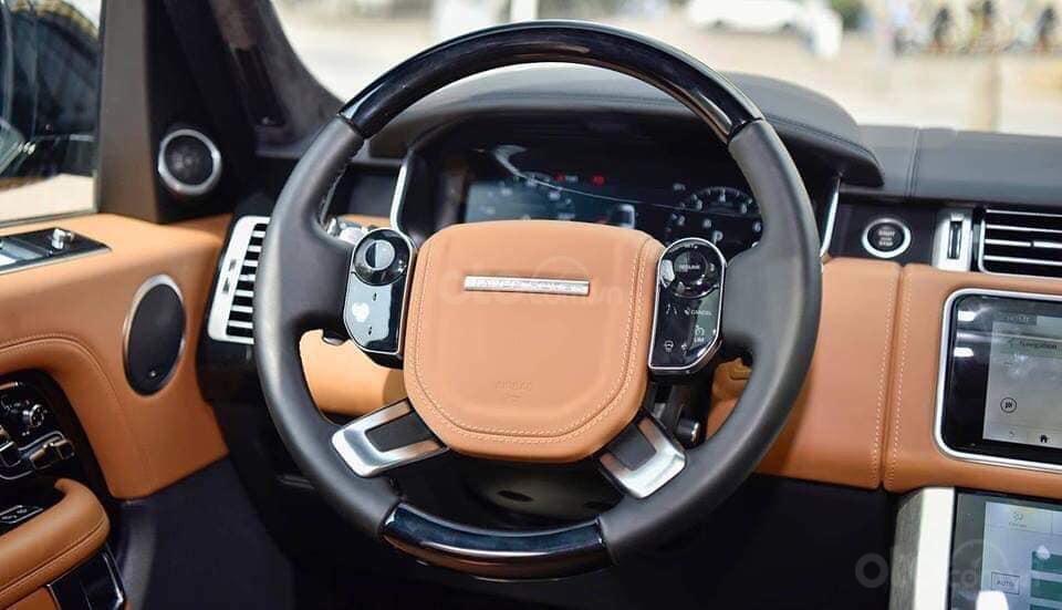 Cần bán xe LandRover Range Rover Autobiography LWB 5.0 đời 2018, màu đen, nhập khẩu (19)