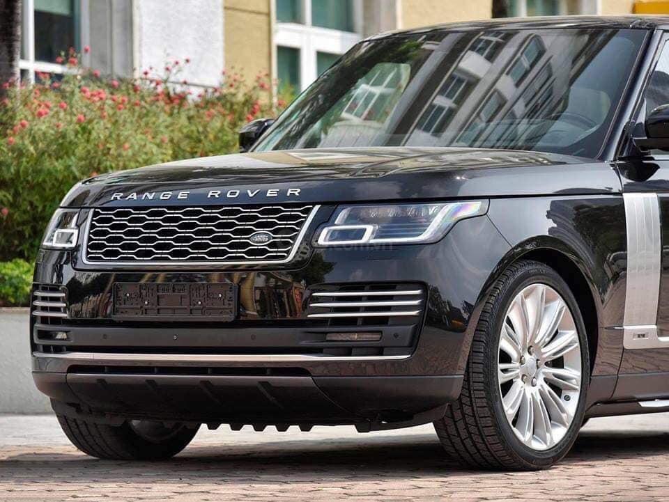 Cần bán xe LandRover Range Rover Autobiography LWB 5.0 đời 2018, màu đen, nhập khẩu (12)
