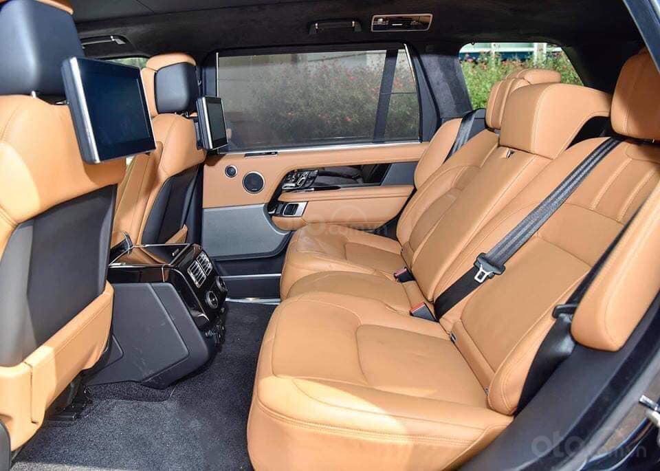 Cần bán xe LandRover Range Rover Autobiography LWB 5.0 đời 2018, màu đen, nhập khẩu (9)