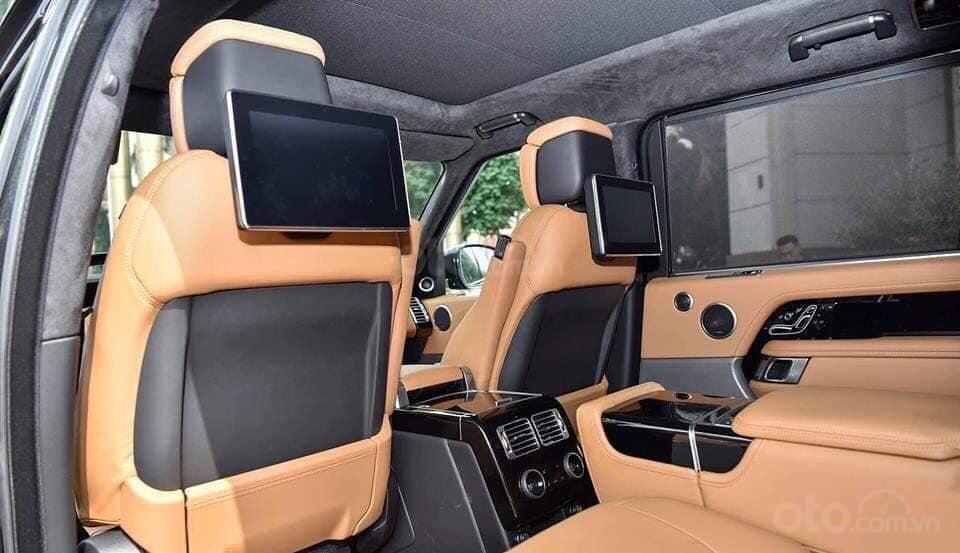 Cần bán xe LandRover Range Rover Autobiography LWB 5.0 đời 2018, màu đen, nhập khẩu (10)