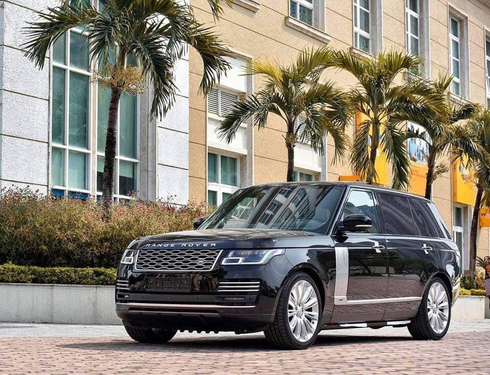 Cần bán xe LandRover Range Rover Autobiography LWB 5.0 đời 2018, màu đen, nhập khẩu (16)