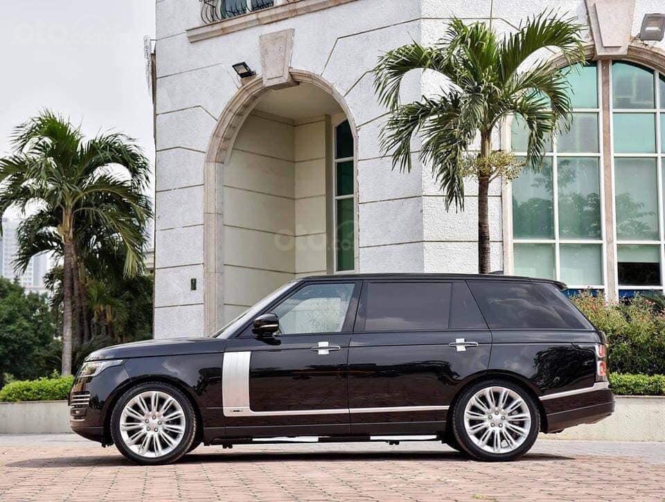 Cần bán xe LandRover Range Rover Autobiography LWB 5.0 đời 2018, màu đen, nhập khẩu (5)