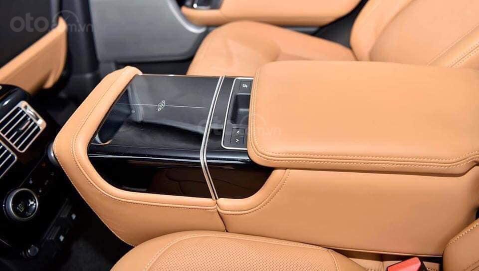Cần bán xe LandRover Range Rover Autobiography LWB 5.0 đời 2018, màu đen, nhập khẩu (15)