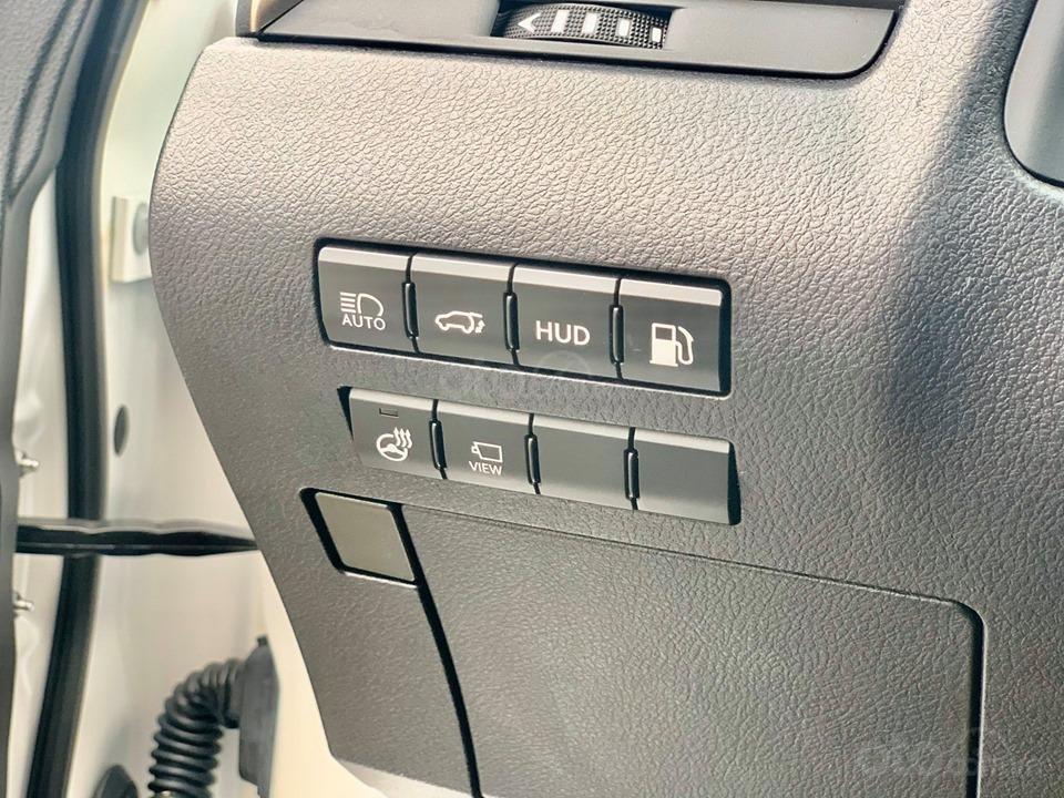 Bán ô tô Lexus RX 450h đời 2019, màu trắng, xe nhập (4)