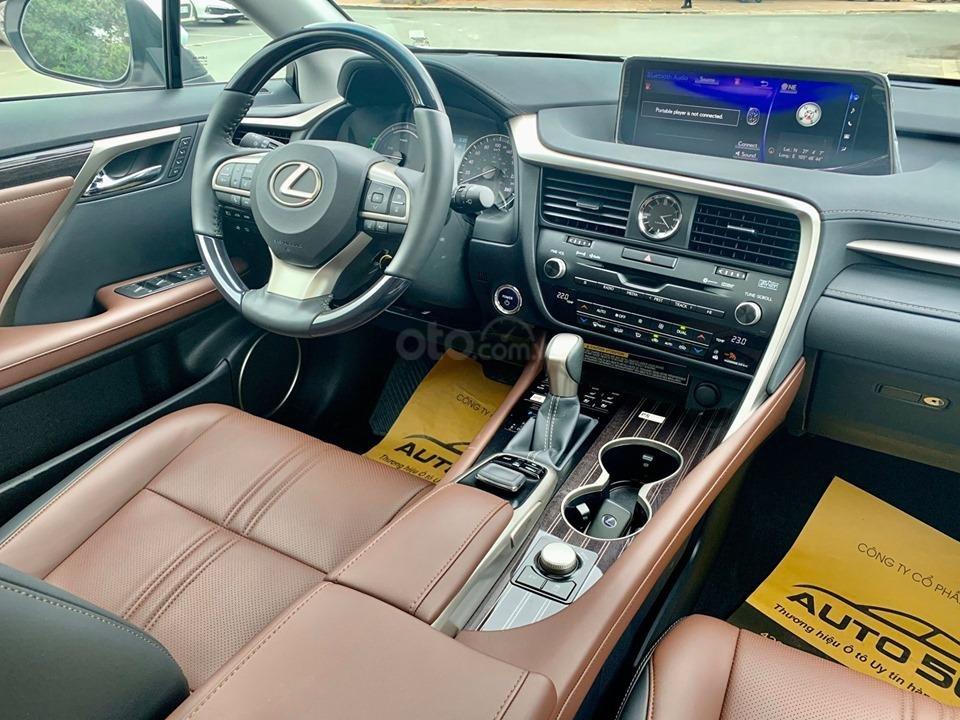 Bán ô tô Lexus RX 450h đời 2019, màu trắng, xe nhập (2)