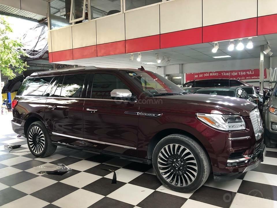 Bán Lincoln Navigator L Black Label sản xuất 2019 - model 2020 uy tín giá tốt (2)