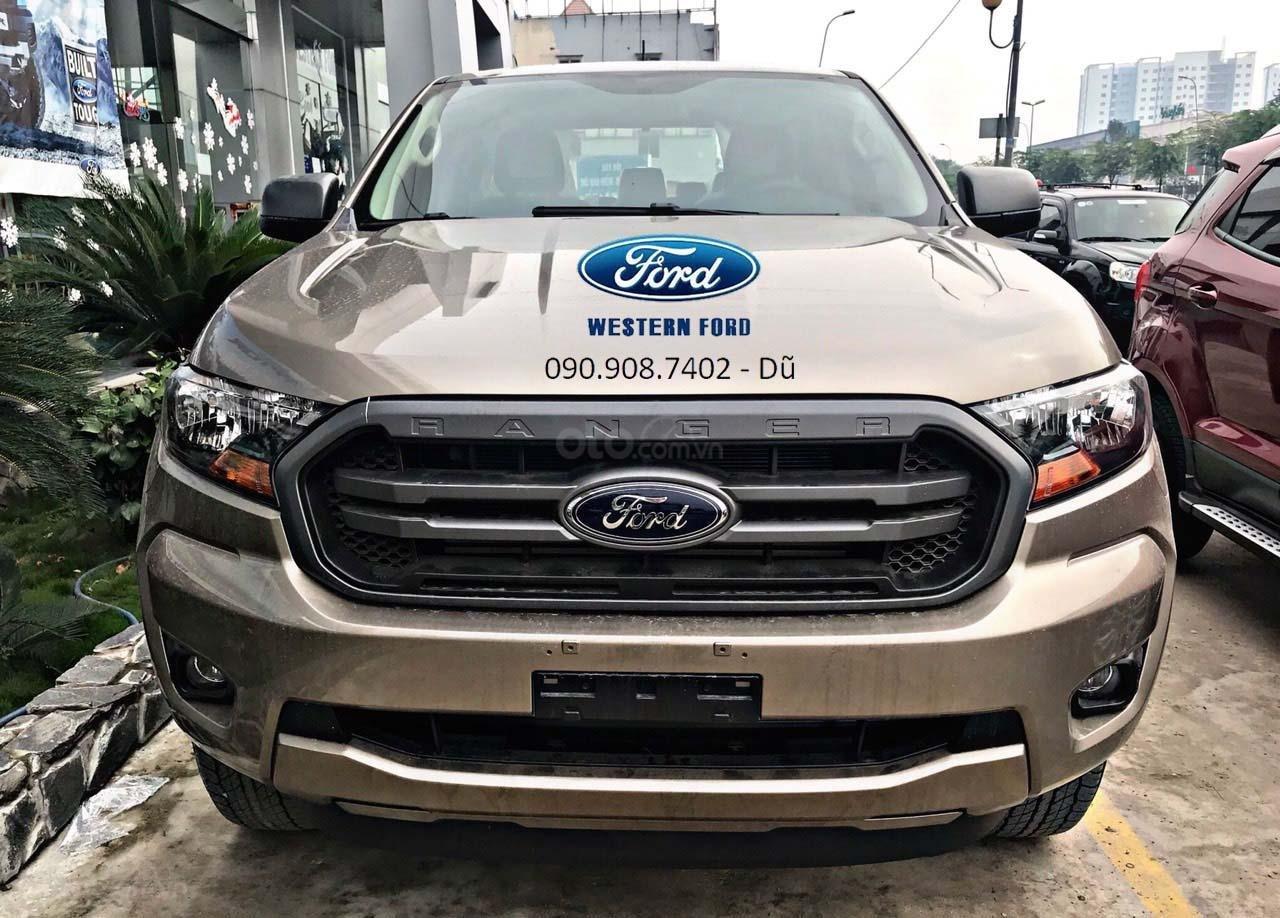 Cơ hội vàng để sở hữu Ford Ranger - ông vua bán tải với ưu đãi hấp dẫn nhất năm (2)