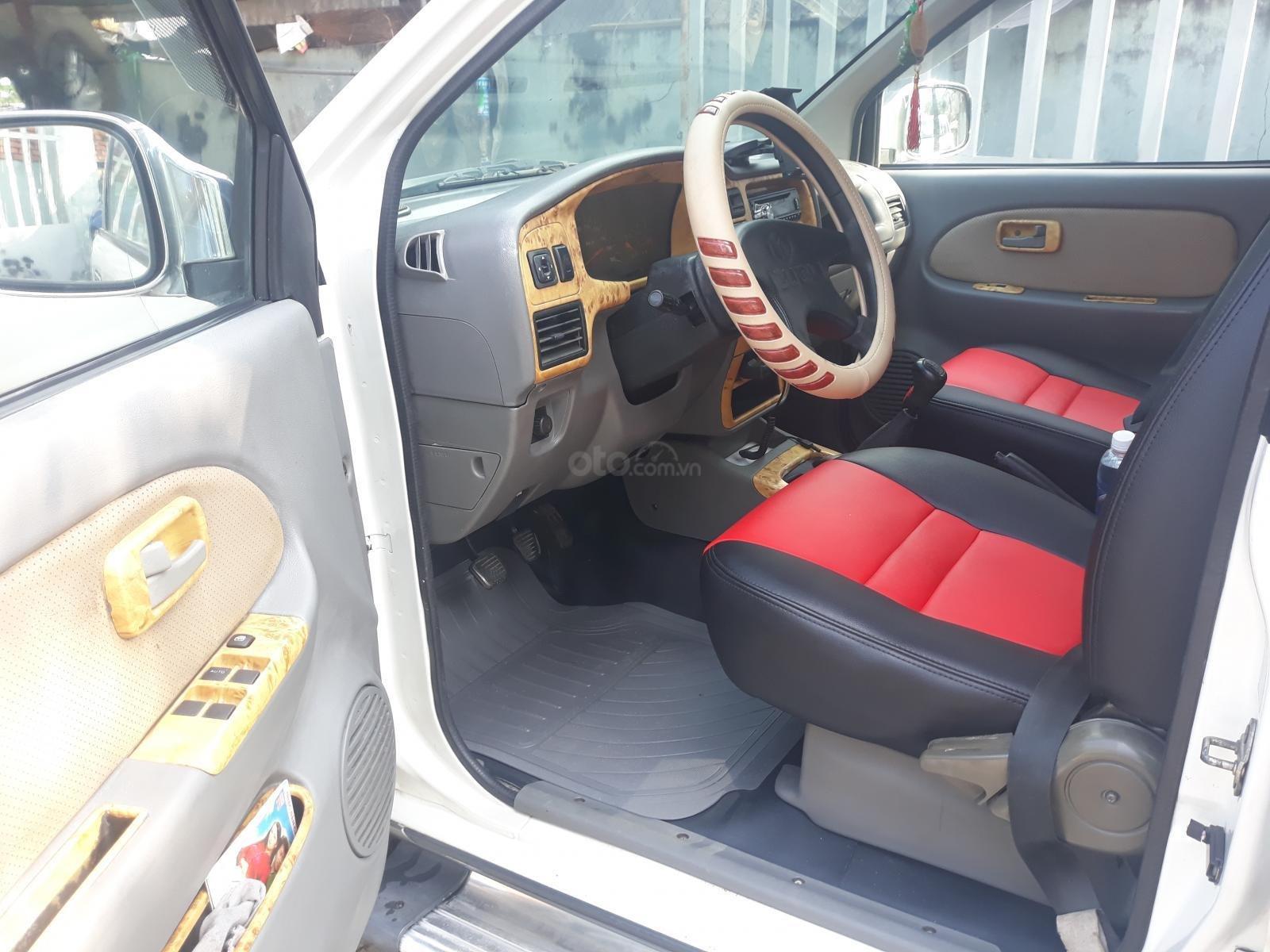 Cần bán xe Isuzu Hi lander đời 2007, màu trắng giá chỉ 250 triệu đồng (5)