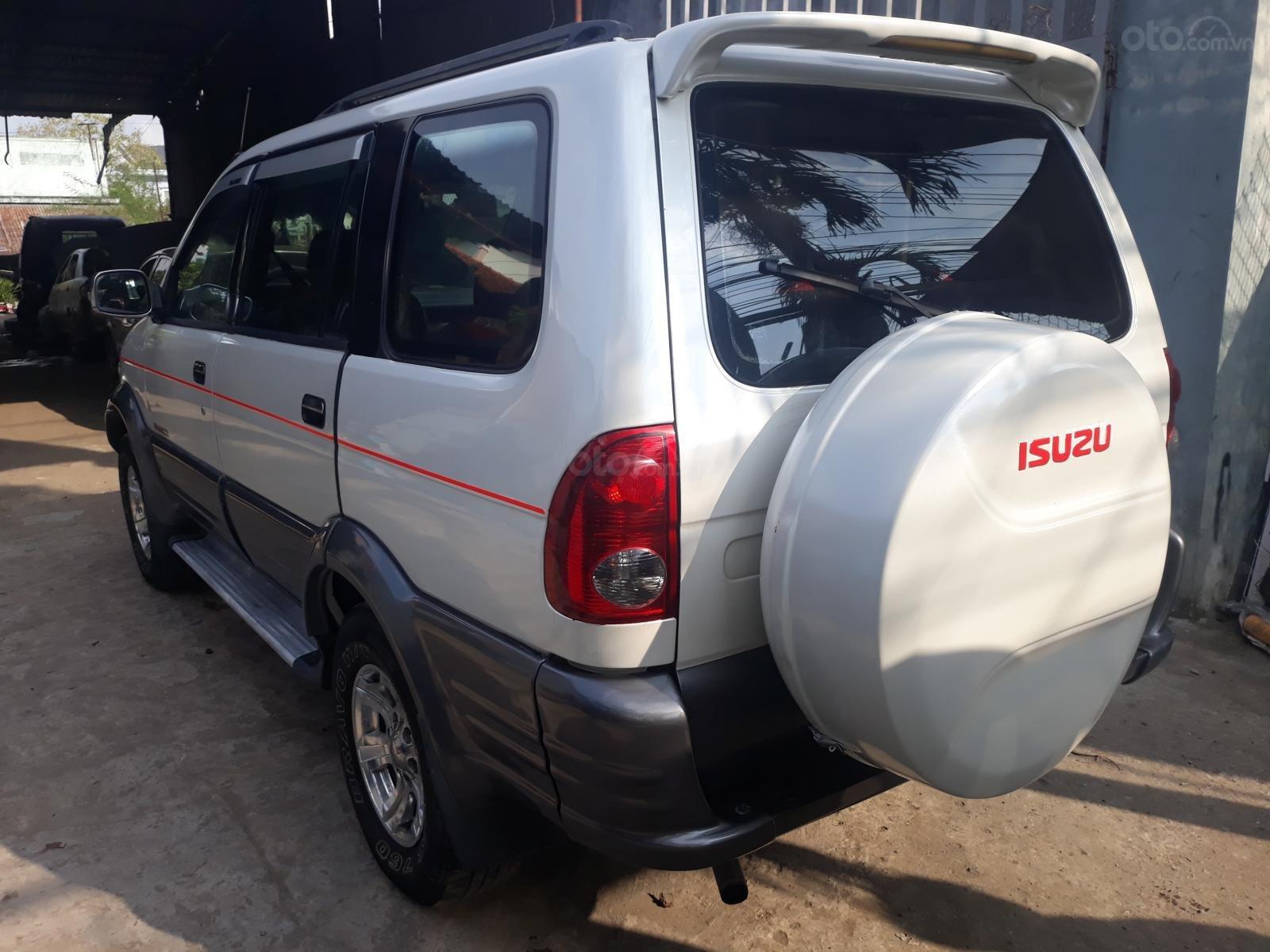 Cần bán xe Isuzu Hi lander đời 2007, màu trắng giá chỉ 250 triệu đồng (6)