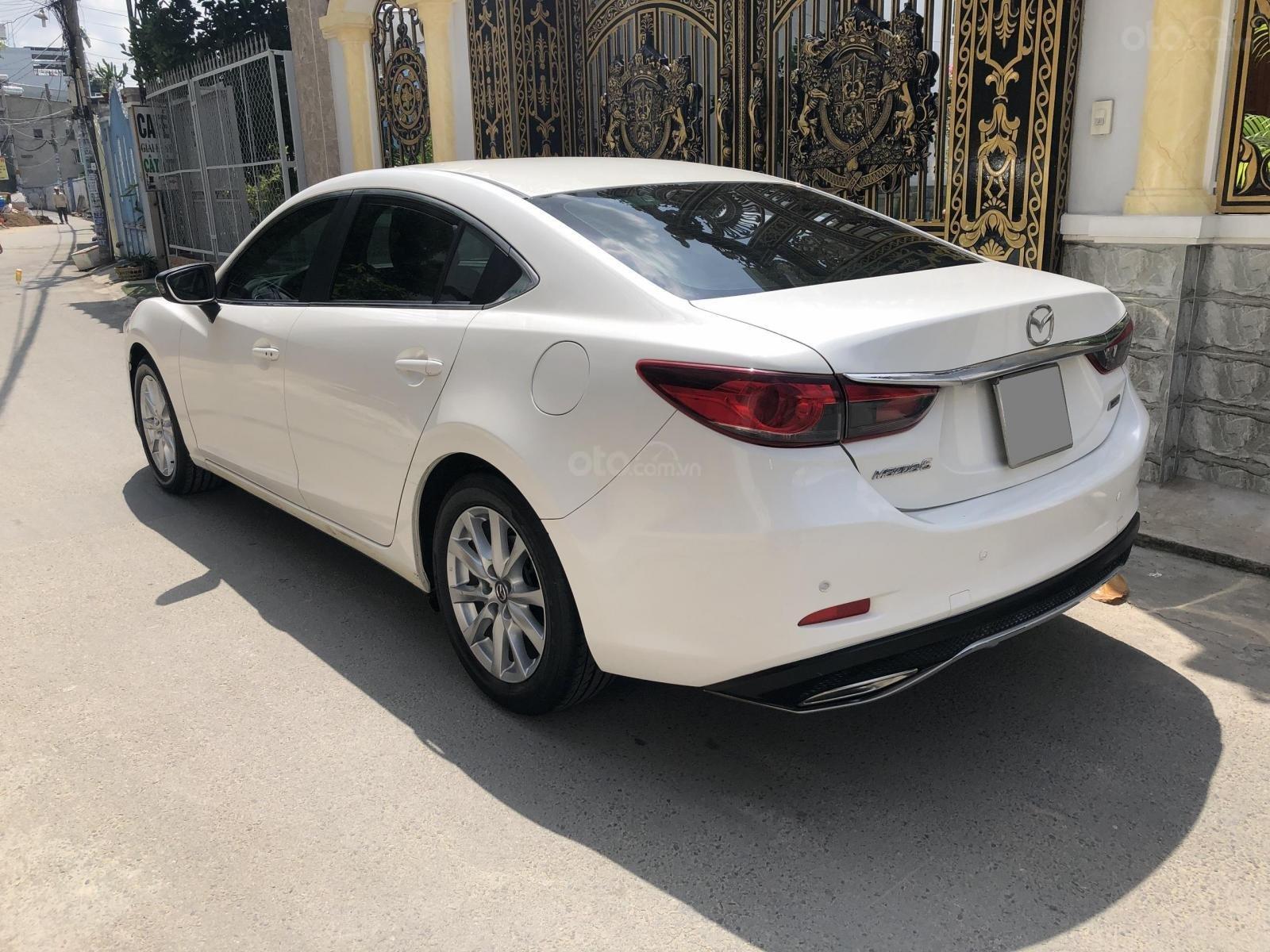 Mình cần bán Mazda 6 bản full trắng tinh 2017, đi kỹ như mới (5)