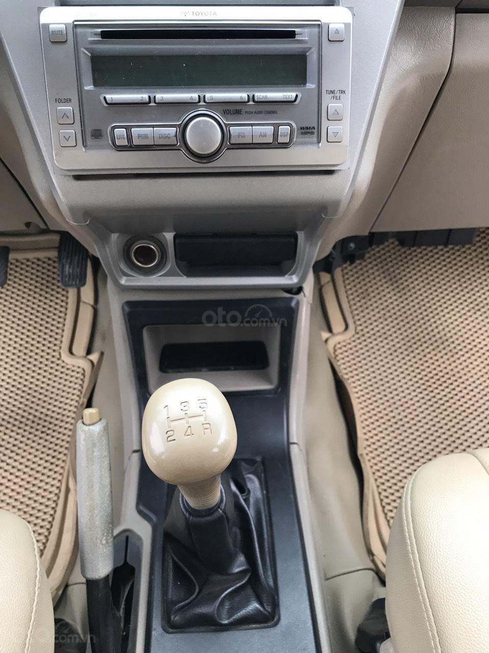 Cần bán xe Mitsubishi Jolie SS đời 2005, màu xám (ghi), cam kết máy nguyên mới (16)