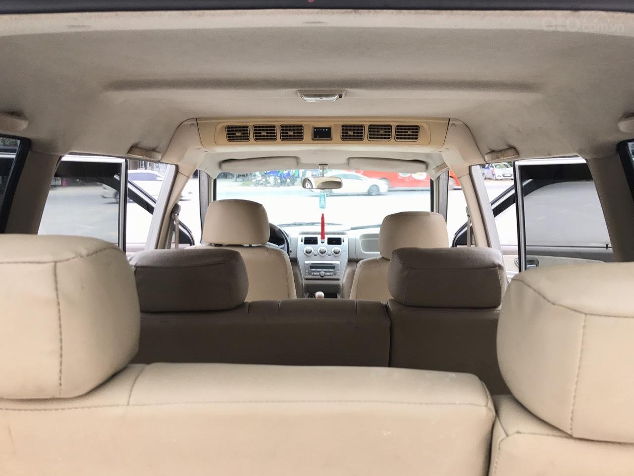 Cần bán xe Mitsubishi Jolie SS đời 2005, màu xám (ghi), cam kết máy nguyên mới (20)