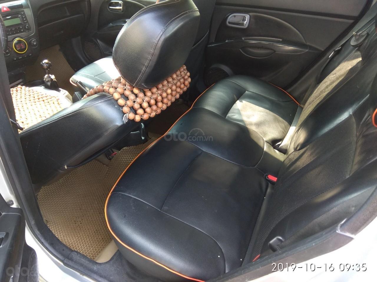 Cần bán Kia Morning sản xuất 2011, màu bạc, giá 168tr (4)