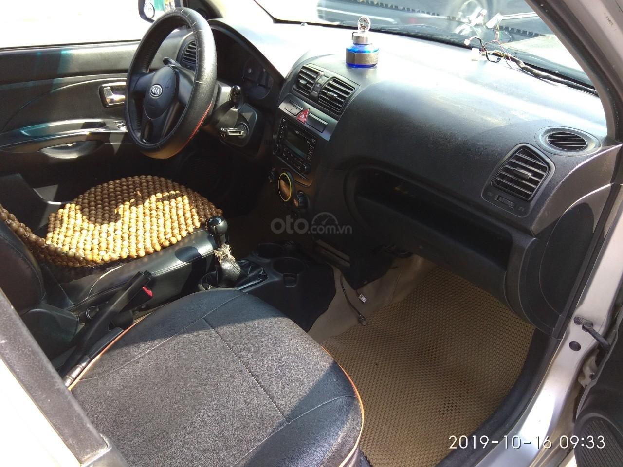 Cần bán Kia Morning sản xuất 2011, màu bạc, giá 168tr (5)