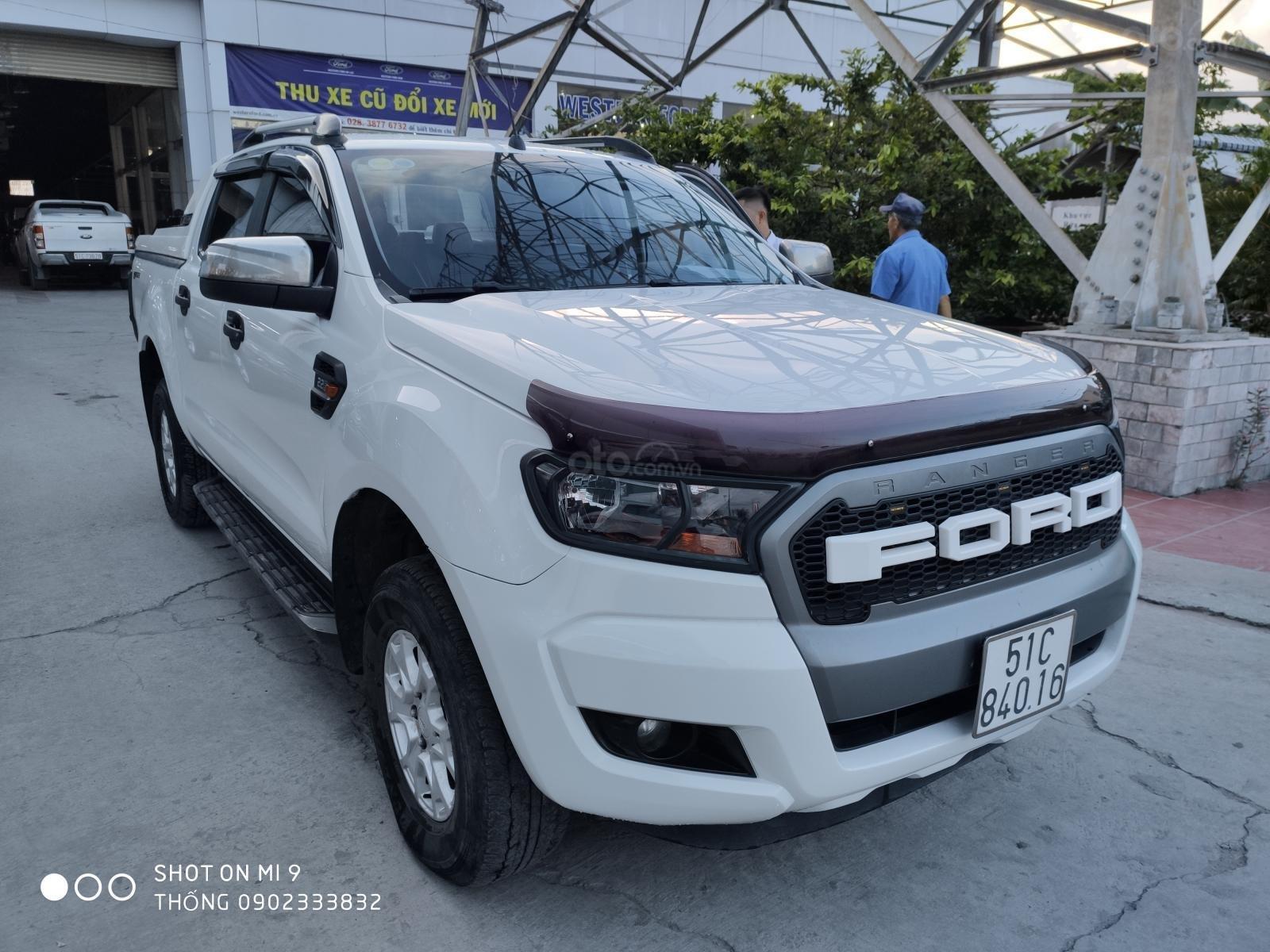 Ranger XLS số sàn, xe chất đời 2016, xe mới như hình, bán và bảo hành chính hãng Ford (2)