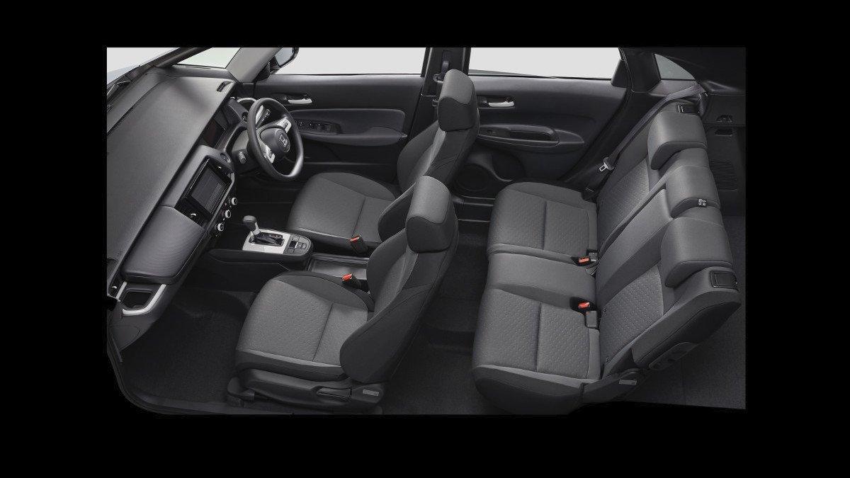 Honda Jazz 2020: toàn cảnh ghế ngồi trên xe