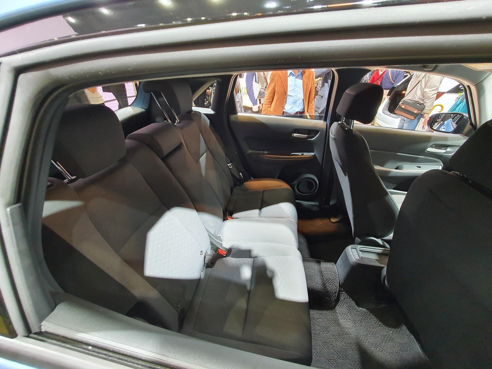 Đánh giá xe Honda Jazz 2020: ghế ngồi trên xe