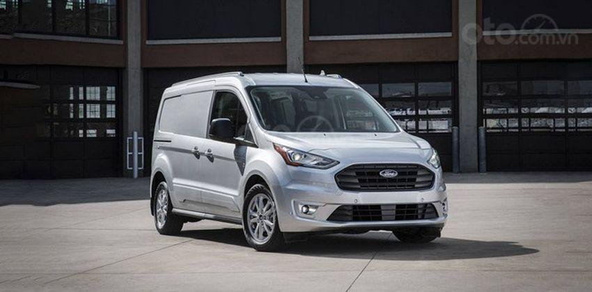 Ford Transit mới định giá tầm 1,1 tỷ