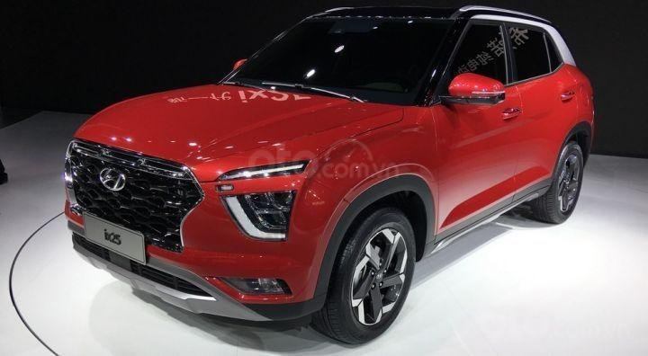 Hyundai Creta 2020 mới mở hàng giá 348 triệu