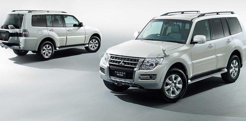 Mitsubishi Pajero Final Edition, lời từ biệt ngọt ngào từ mẫu xe huyền thoại?