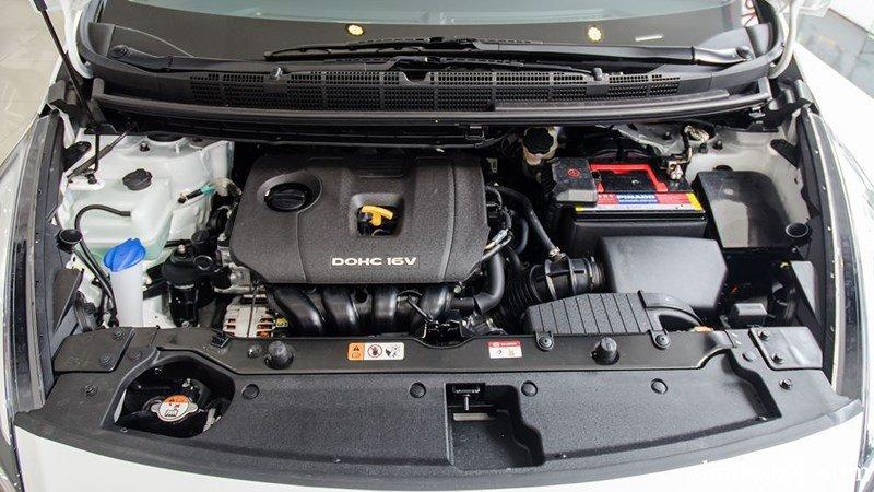 Sức mạnh làm nên một Kia Rondo đầy uy lực là động cơ xăng Nu 2.0L