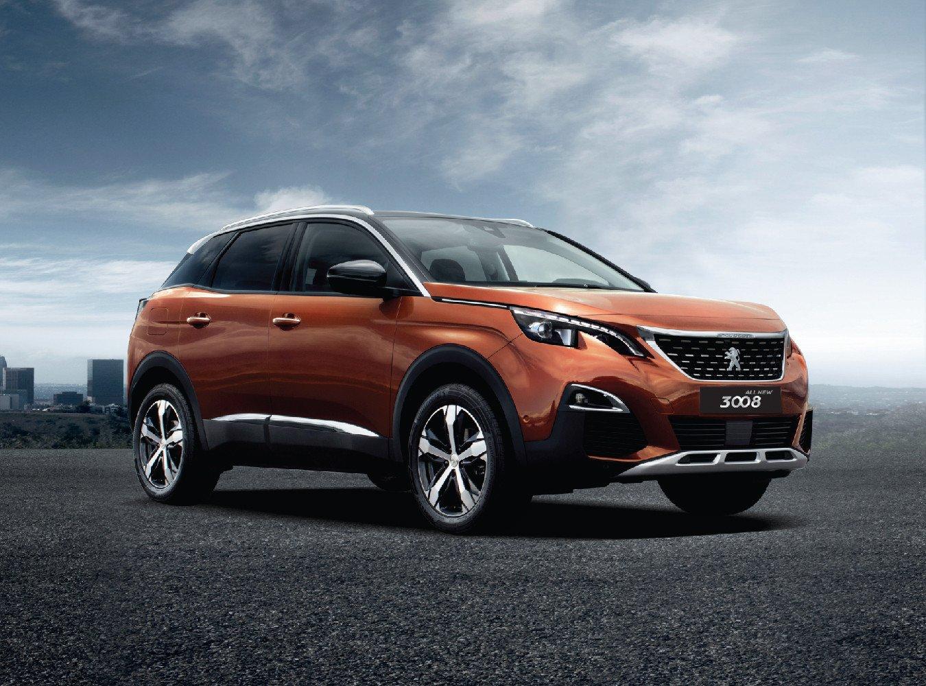 Đánh giá Peugeot 3008