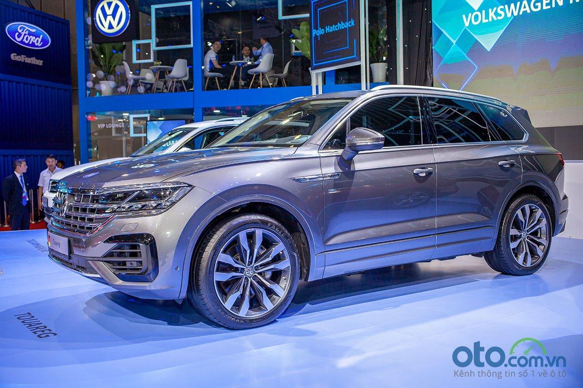 """Cơ sở nào để xử lý xe Volkswagen có hình ảnh """"đường lưỡi bò""""? a3"""