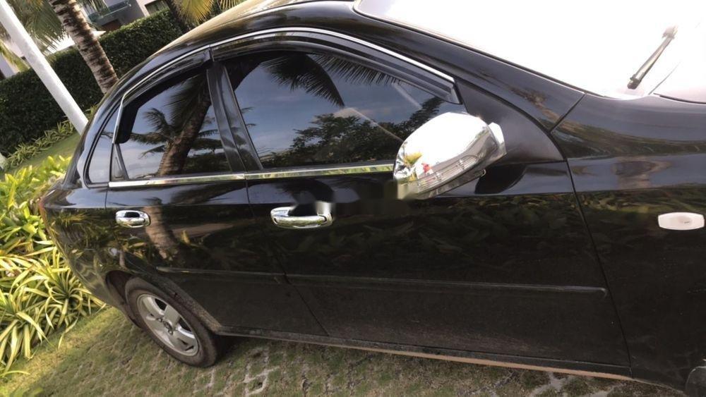 Cần bán xe cũ Daewoo Lacetti 2009, màu đen, nhập khẩu, 200tr (4)
