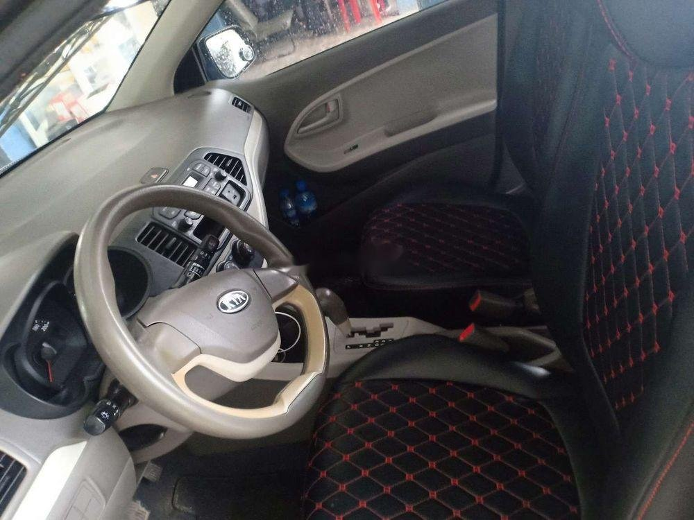 Bán Kia Morning 2011, màu xám, nhập khẩu nguyên chiếc, số tự động (5)